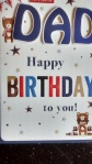 Birthday Card From Rohan